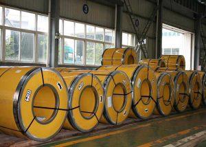 Rustfrie stålspoler 304 / 304L