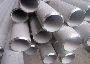 Rustfritt stålrør ASTM A213 / ASME SA 213 TP 310S TP 310H TP 310, EN 10216 - 5 1.4845