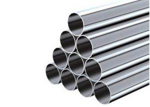 ASTM A213 TP 347 ASME SA 213 TP 347H EN 10216-5 1.4550 sømløst rør i rustfritt stål