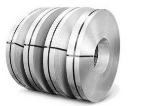 Rustfritt stål Strip AISI 441 EN 1.4509 DIN X2CrTiNb18