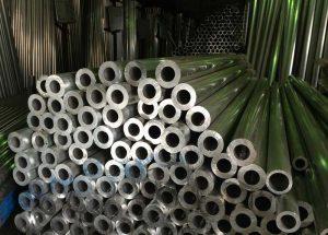 2011 2014 7005 7020 O T4 T5 T6 T6511 H12 H112 Aluminiumrør / rør