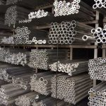Aluminiumsrør 6082, 5083, 5086, 5052, 6063, 7075, 1100 rør