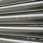 ASTM A276 AISI 316 rundstang i rustfritt stål