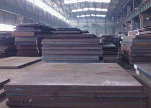 NM500 NM400 Slitesterk stålplate med høy styrke