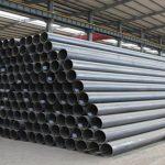 LSAW stålrør API 5L 5CT ASTM A53 EN10217