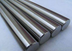 Nikkel 200 rundstang N02200 / 2.4066