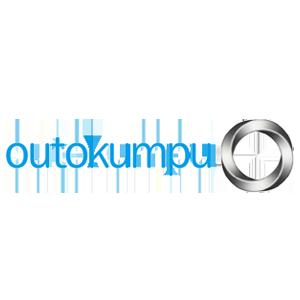 Outokumpu-logoen