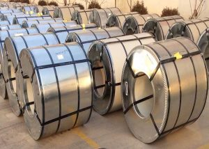 Rustfritt stål 420 / 420J1 / 420J2 spole
