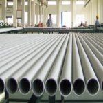 Rustfritt stål 321 / 321H rør og rør