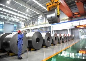 Legering 30CrMo stålspole