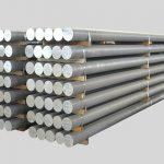 1080,2A11,3003,4A11,5754,6082,7A05 Aluminiumsstang