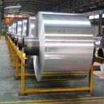 Legering aluminiumspole med 1100,2024,3105,4A11,5083,6061,6082,6063,7A09