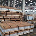 1050,3003,5052,5754,7075,8011 Aluminiumsplate / ark