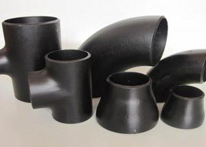 Rørbeslag av karbonstål ASTM / ASME A234 WPB-WPC A420-WPL6