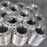 SS316 / 1.4401 / F316 / S31600 rustfritt stålflens