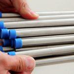 GH3030 GH3039 Rustfritt stålrør for instrumentering eller hydraulikk