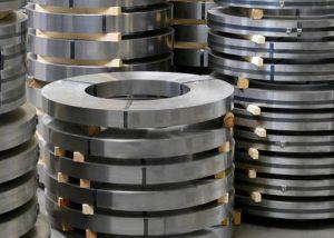 201 304 316 309 kaldvalset stripe i rustfritt stål med 2B / BA / nr. 4 / HL / speilflate