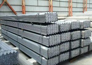 304 316 Rustfritt stål vinkel lik ulik stang